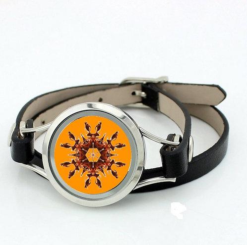 "Bracelet ""Chakra Sacré"""