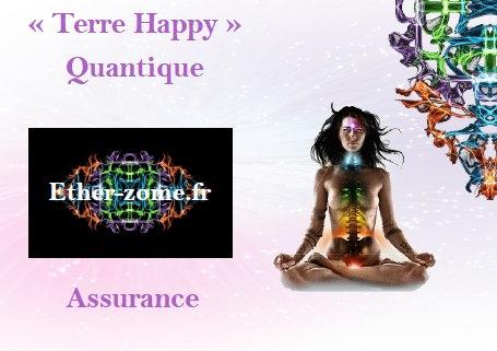 "Carte de méditation ""Assurance"""