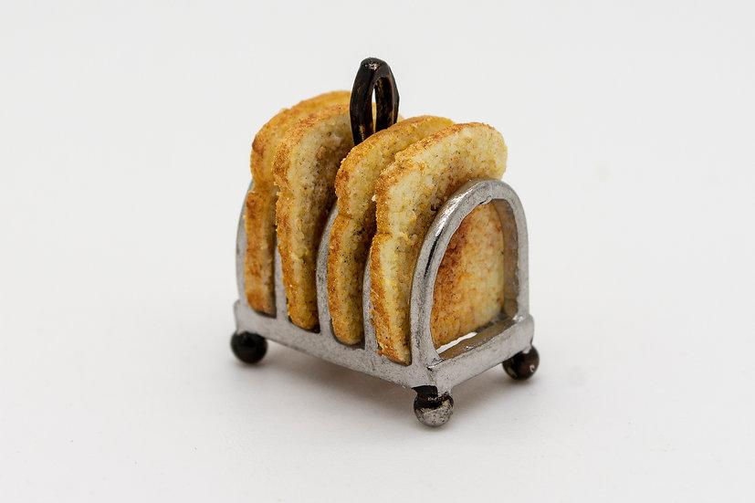 toast & toast rack (b)
