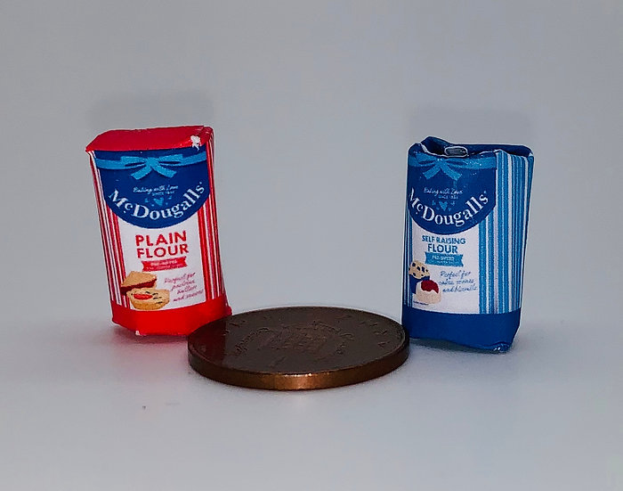 2x bags flour