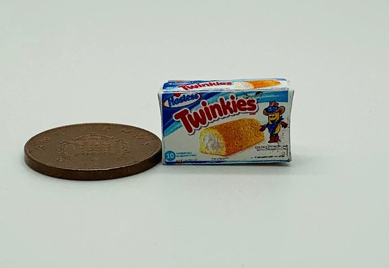 twinkies empty packet