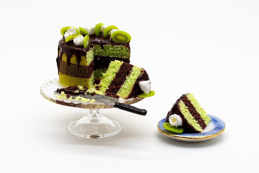 chocolate kiew cake