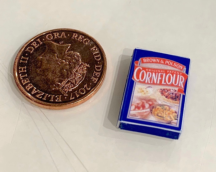 box cornflour
