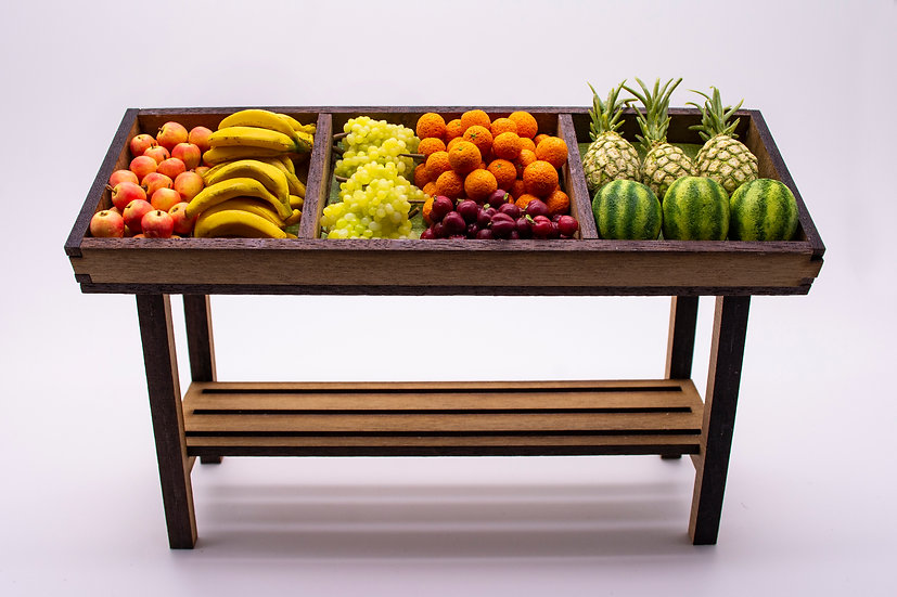 filled fruit stand