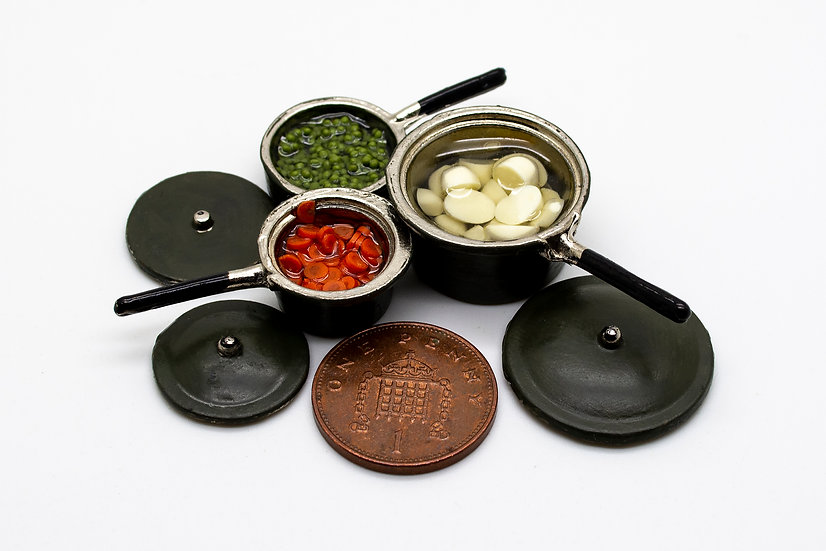 filled pan set