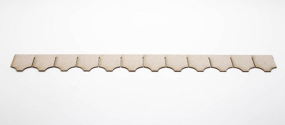Easy-Fit Fishtail Roof Tiles