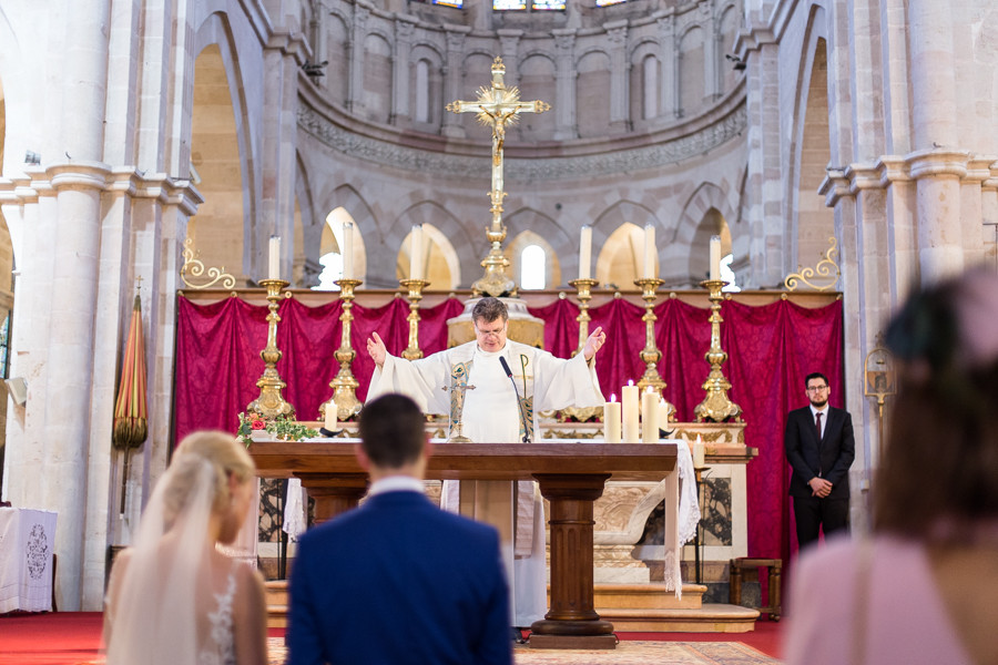 Mariage en Bourgogne à la Combe d'été à coté de Beaune