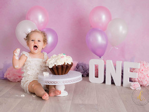 Smash the cake & petit bain...