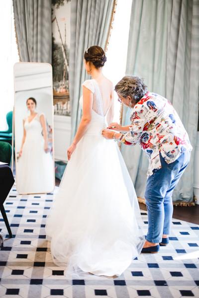 Mariage au Château de Saulon la rue, photographe Bourgogne
