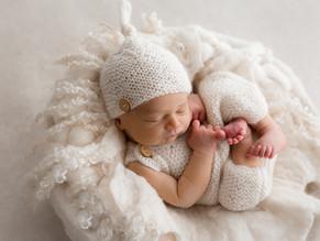 Séance nouveau-né