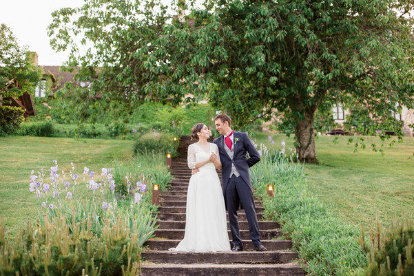 Mariage au Hameau de Barboron