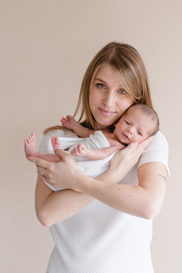 Séance famille & nouveau-né