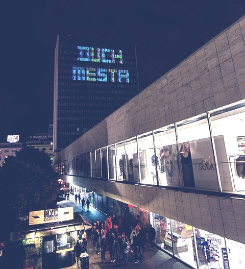 Spirit of the city