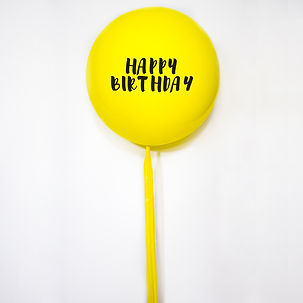 Personalized 36 Inch Balloons