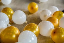 25 x Floor Balloons