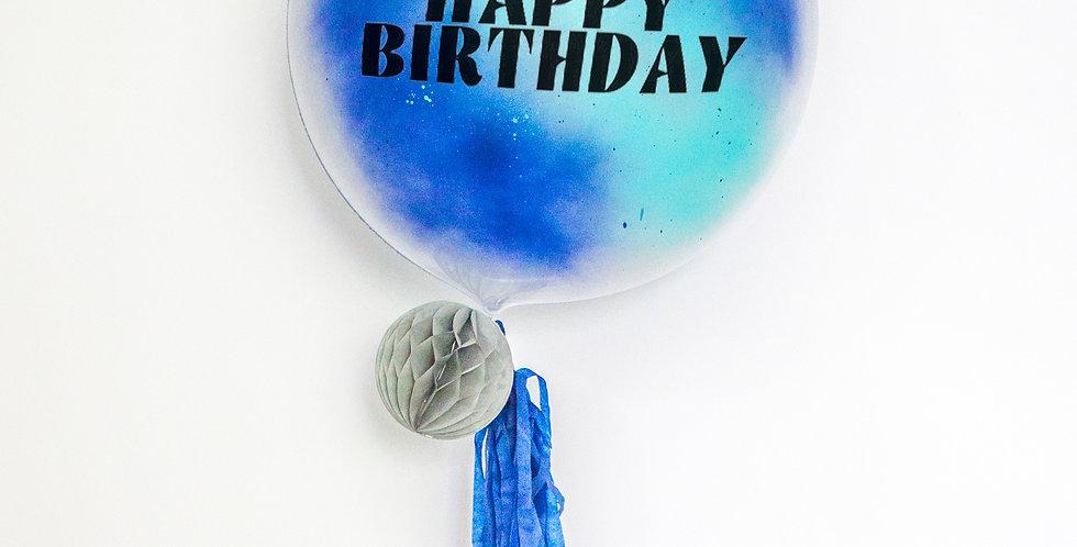 "20"" Personalized Aurora Whimsical Balloon"