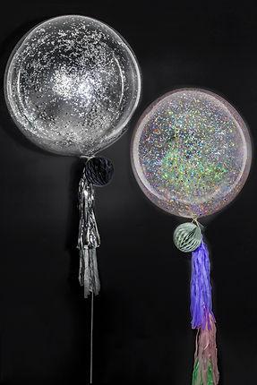 Kaleidoscope Whimsical Balloons