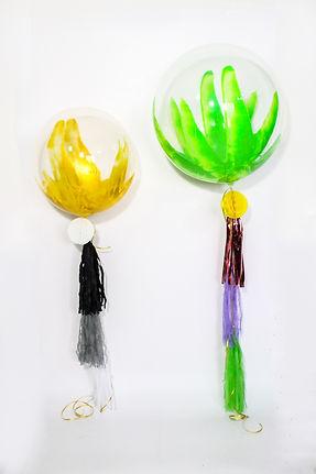 420 Whimsical Balloons