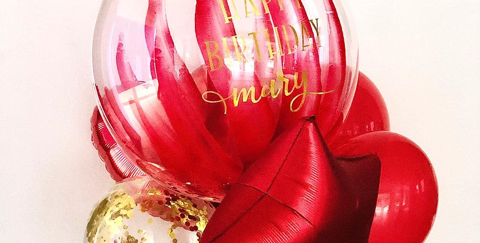 420 Mini Balloon Bouquet