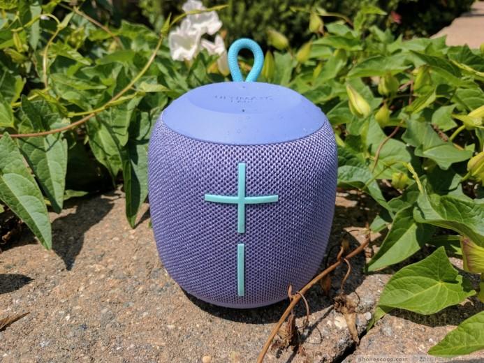 Bluetooth Wonderboom Speaker