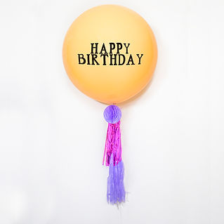 24 Inch Personalized Balloons