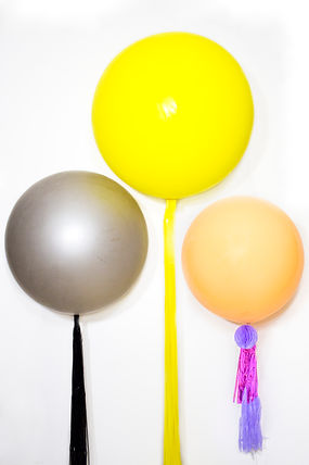 24,30 & 36 Latex Balloons