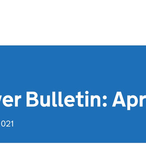 Employer Bulletin your route to the latest in payroll news April 2021.