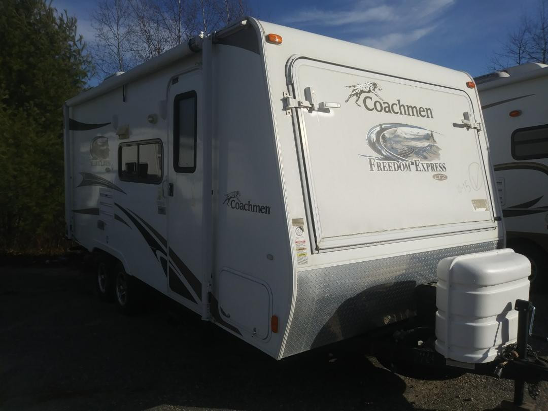 2012 Coachmen Freedom Express 21TQX $7,500