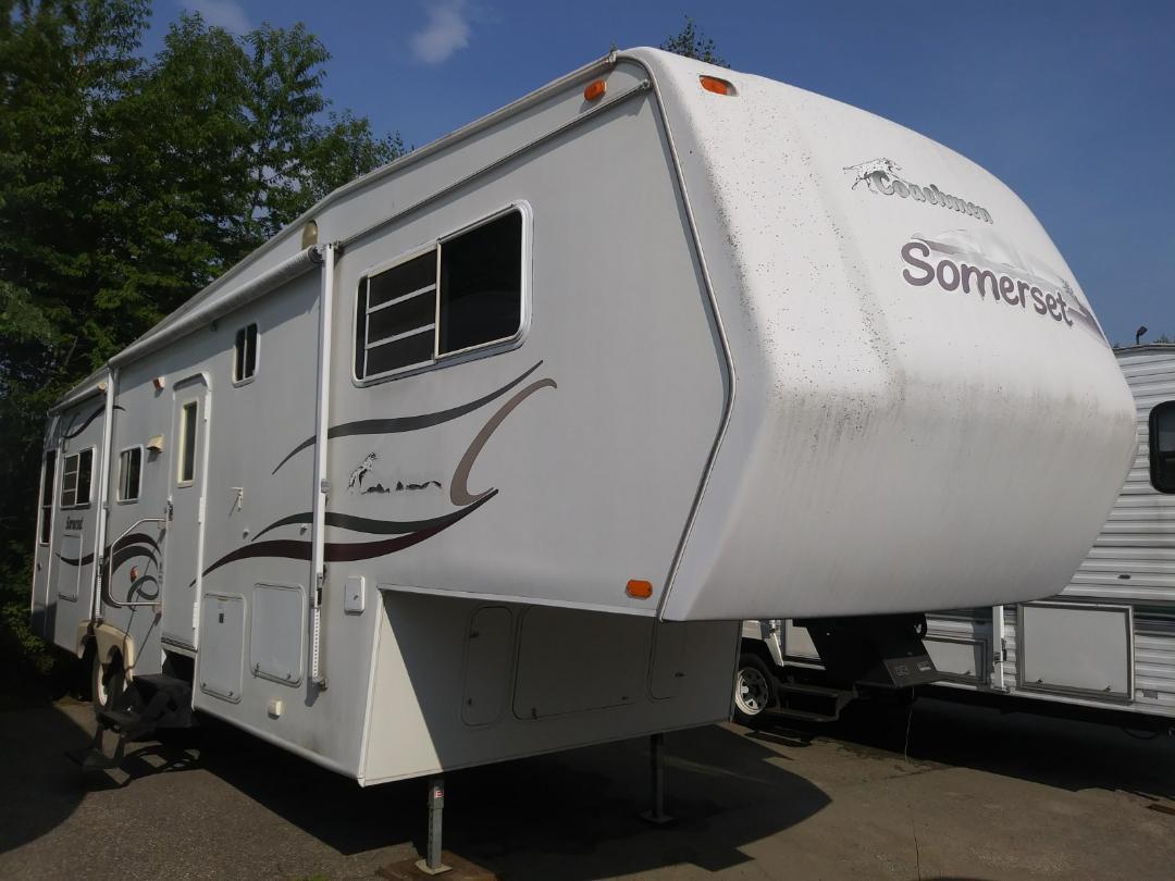 2002 Coachmen Somerset 358 RLTS $8,900