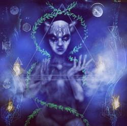 Elements card in evolution - ⠀_⠀_I #sacr