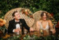 Colorful San Diego Brewery Wedding