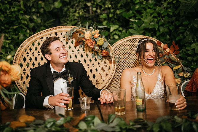 Colorful San Diego Brewery Wedding