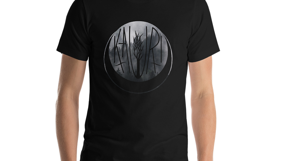 Kauri Logo - Short-Sleeve Unisex T-Shirt