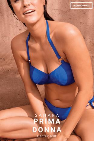Serie Sahara in Electric Blue
