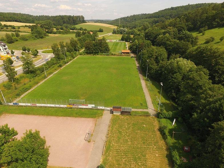 Sportplatz SG 05 Wiesenbach