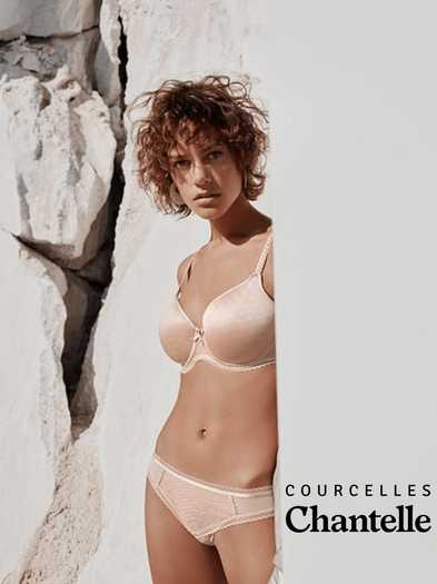 Serie Courcelles in Nude