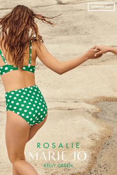 Serie Rosalie in Kelly Green
