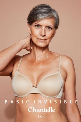 Serie Basic Invisible in Skin