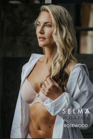 Serie Selma in rosewood