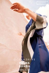 Serie Ocean Drive in Dark Olive