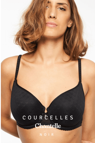 Serie Courcelles in zwart