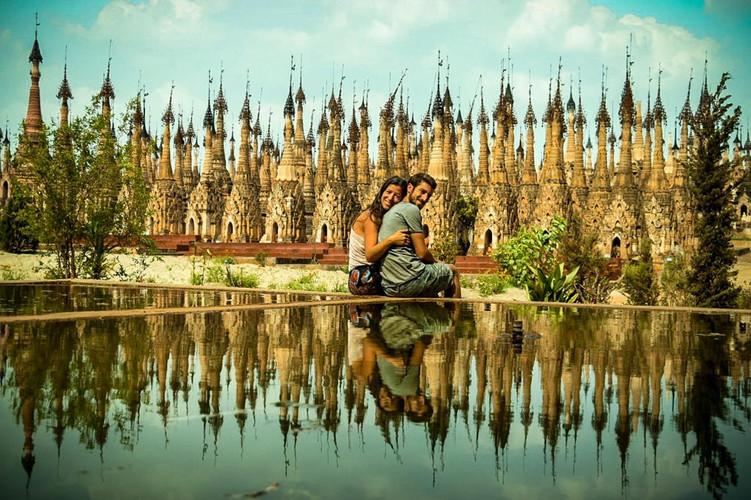 Kakku - Myanmar