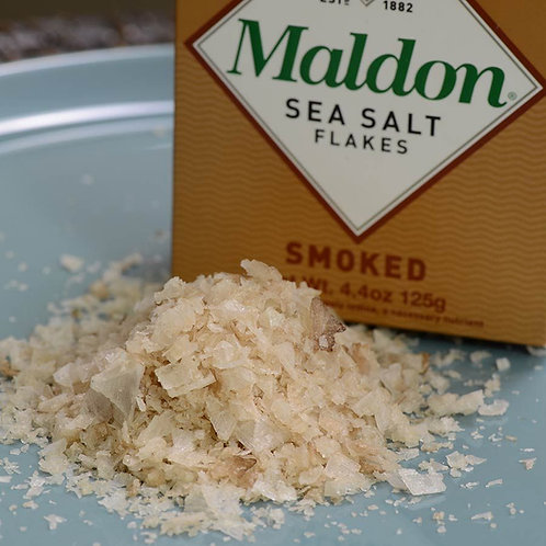 Maldon Smoked Sea Salt 125g