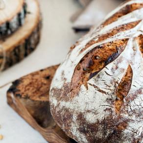 Os benefícios da fermentação natural usada para confecção de pães