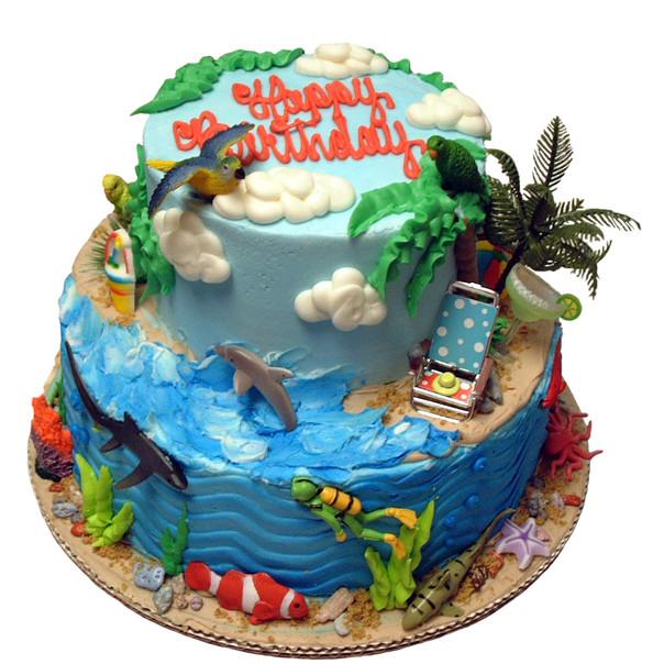 Beach- ocean theme