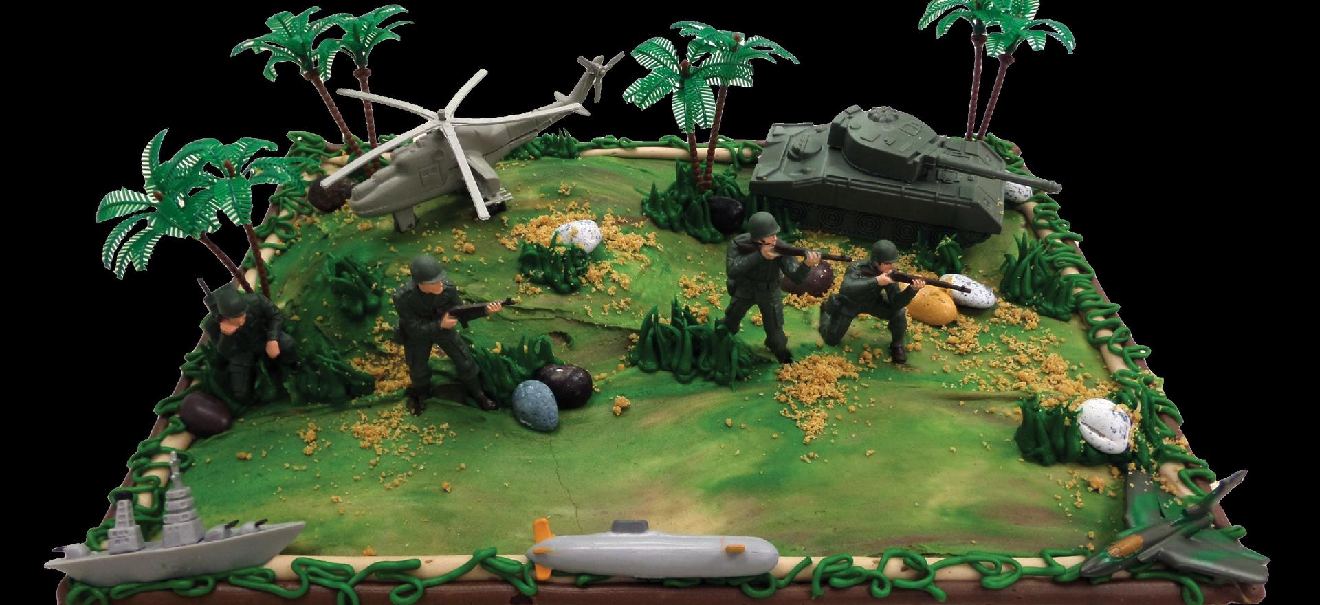 Army Scene