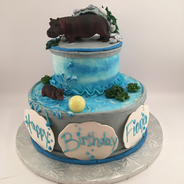 Hippo 2 tier