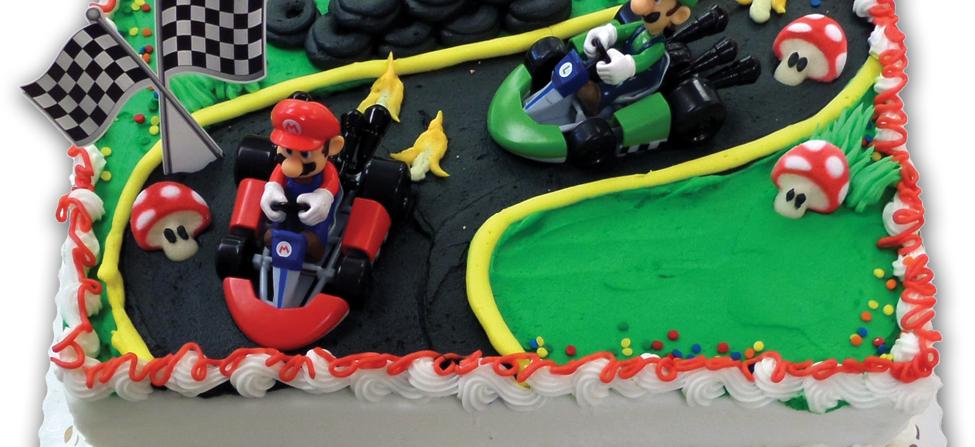 Mario Brothers Scene
