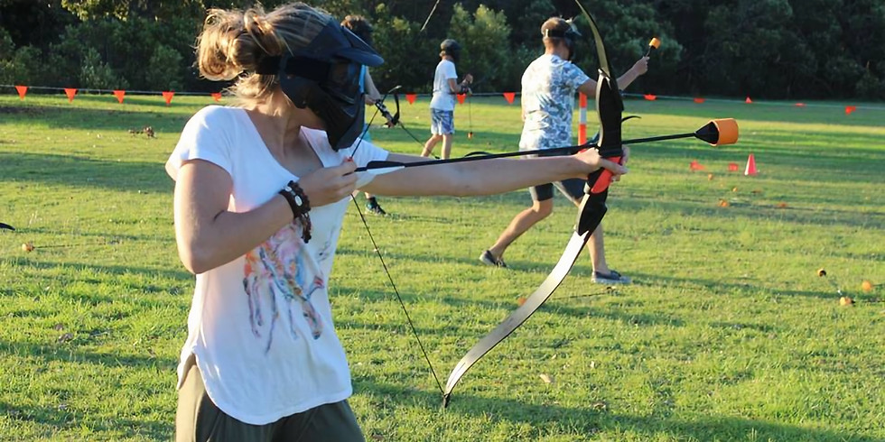 Combat Archery 12yrs+