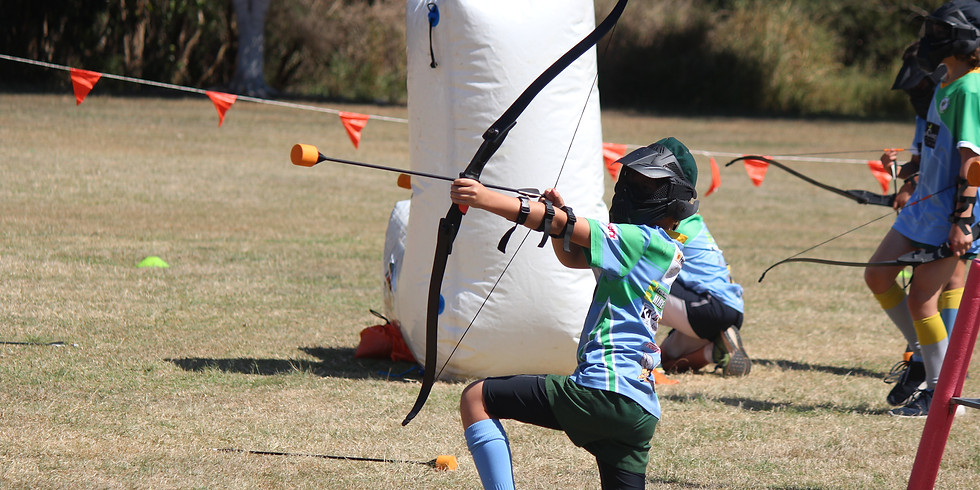 Combat Archery 8-11yrs